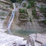 Alpe della Luna 14 - Cascata del Presale