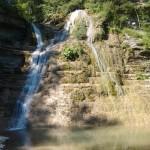 Alpe della Luna  45 - cascata del Presale