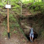 Alpe della Luna 4935 - Grotta della Tabussa