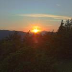 Alpe della Luna 60 - tramonto