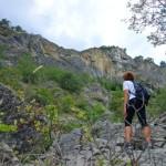 Frana Cresta dei Tausani San Leo-371