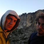 Io e Beppe Sasso Simone