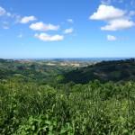 Panorama Valle del Ventena