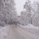 Verso Montefiore - Inverno 3